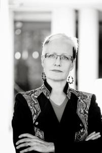 Johanna Sinisalo by Katja-Losonen, 2013
