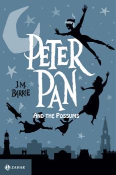 Peter Pan with possum