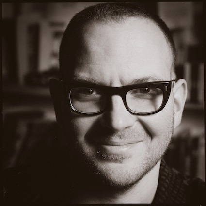 Cory Doctorow (Photo by Jonathan Worth, Creative Commons Attribution 3.0, JonathanWorth.com.)