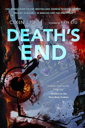Mental Floss On A Grand Scale Deaths End By Cixin Liu Seven