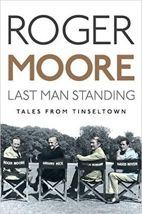 Last Man Standing, by Roger Moore