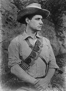 Captain Duquesne, Boer Army picture.
