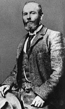 George St. Leger Lennox (1845–1919) born into a noble Scottish family, popularly known as Scotty Smith.