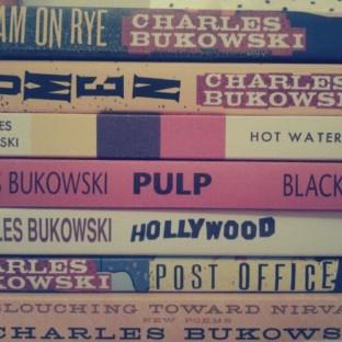 Bukowski books