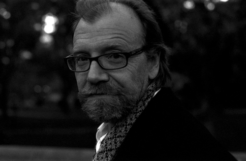 George Saunders, photo by Chloe After.
