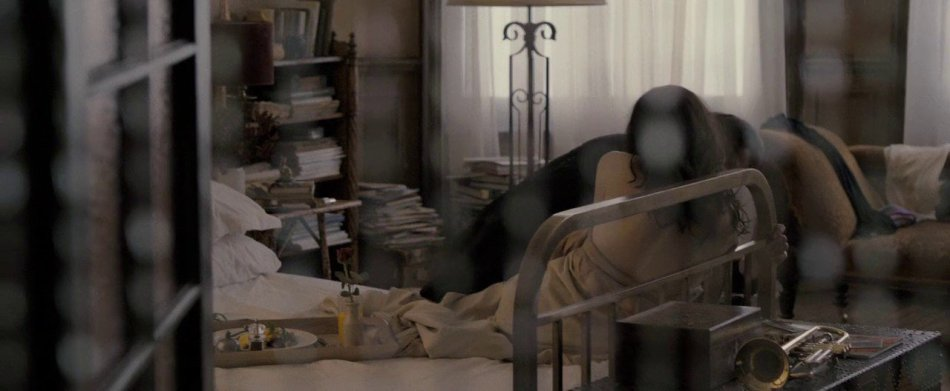 Screen shot from the film, A Thousand Kisses Deep, 2011.
