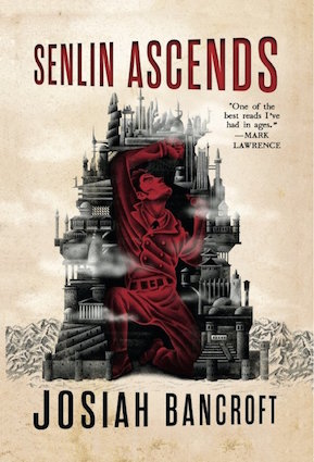 """Senlin Ascends"", by Josiah Bancroft, published in paperback January 16, 2018"