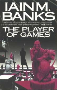 The Player of Games, by Iain M. Banks. You win this chess game, you rule the world.