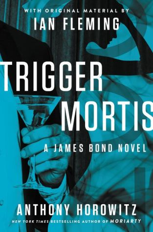 Trigger Mortis, by Anthony Horowitz (Series: James Bond Novels; paperback; 320 pages; publisher: Harper Paperbacks; reprint edition: September 6, 2016; 1st edition: September 8, 2015) I had read the iBook version.