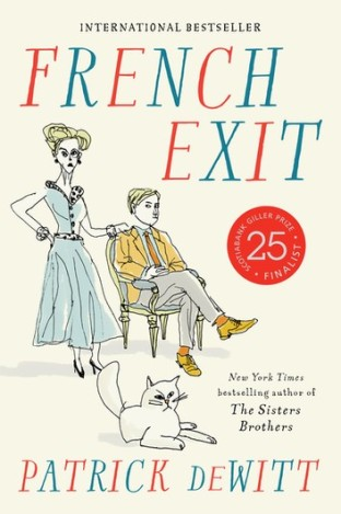 French Exit, by Patrick deWitt