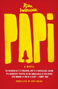 Cover of Papi, by Rita Indiana