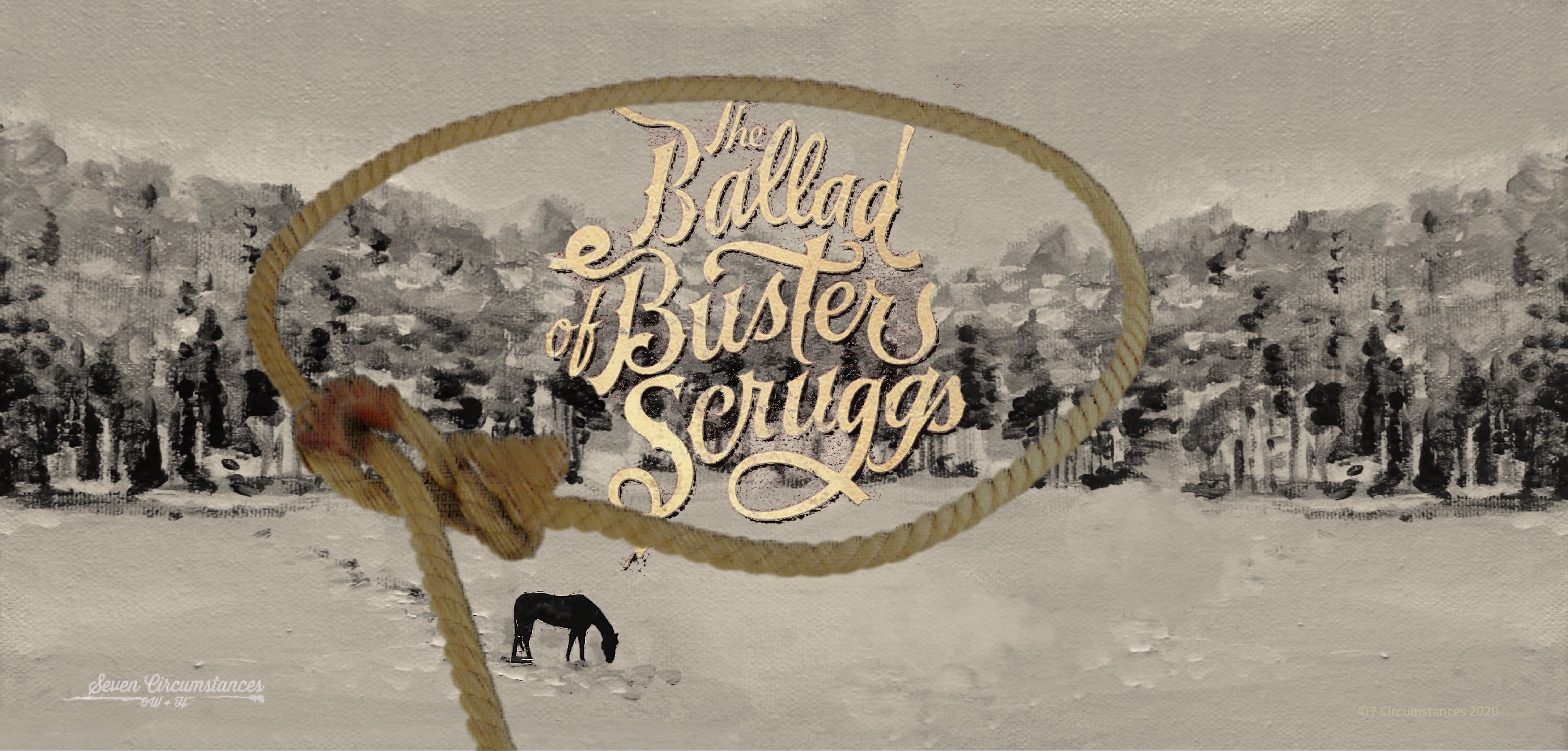 From One Book Discovery To The Next The Ballad Of Buster Scruggs Screenplay Seven Circumstances