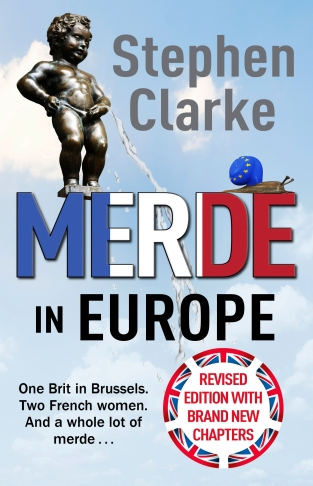 """Merde in Europe"", by Stephen Clarke"